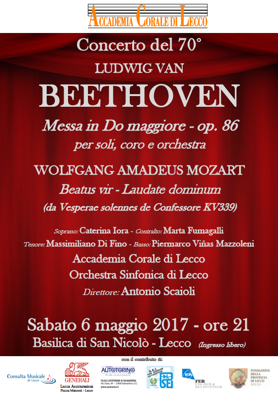 Beethoven - Messa in C
