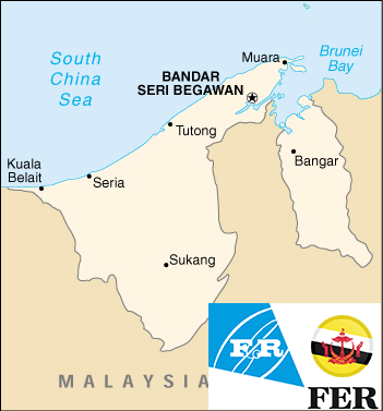 Shipments Brunei